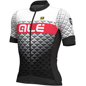 Alé Cycling PRS Hexa SS Jersey Men black-white